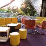 70's Appolo lounge