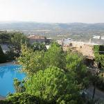 Pool vew from Assos Alagra