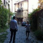 Odessa's hidden yards (дворы)