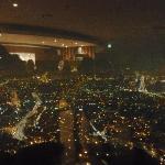 絶対に見に行くべき。ソウルタワーからの景色はとってもキレイでしたよ!ソウルの夜景最高☆