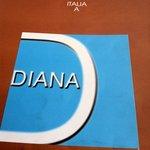 """da """"Diana"""""""