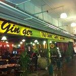 Ginger Thai restaurant, central Market, KL