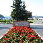 Entrance to park, Coeur d'Alene, ID