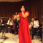she on of the tunisian singers , i was ther when she give a show in the hotel , they present a l