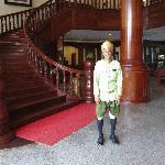 The hotel uniform