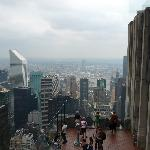 View from 87th floor