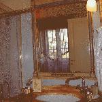 ornate fixtures