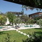 Gardens and Berber exterior