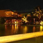 Noite no hotel