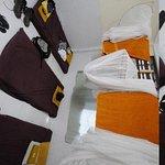 3 bed dorm