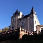 Chateau De Villaine. Location of the best dinners in the Loire Valley!