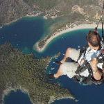the paraglide