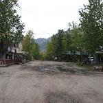 Main Street McCarthy AK