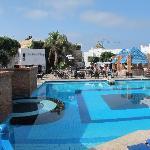 Ambiance piscine
