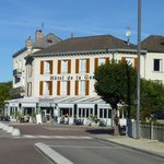 hotel de la gare Montbard