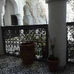 Riad, 1er étage