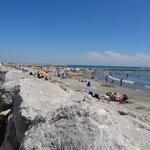 Saintes-Maries-de-la-Mer beach