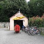 Bike & canoe hire at Josselin