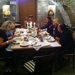 Weinprobe im Weinkeller des alten Amtshaus zu Lindlar