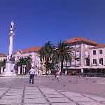 Setubal - Praça do Bocage