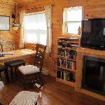 interno cabin 9