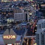 Sicht auf Vegas