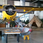 deHavilland DHC-2 Beaver, 1940s fire camp