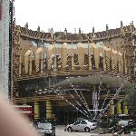 Front entrance -2009, when I still thought it was a casino; much gaudiness has been added since