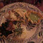 Vegetarian Menu @ Panchos