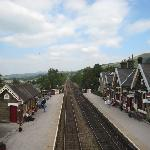 Settle Train Station - lsimilar to Armathwaite