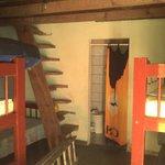 hostel   9 camas  mista