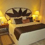 Our Bedroom... Love the decor!