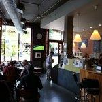 Doppio Coffee (inside view)