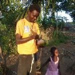 Kongo river & village trip