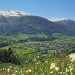 Sommer in Mittersill in Salzburg