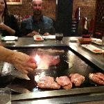 Sizzling Meats