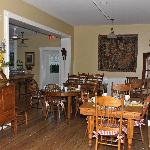 The Queen's Inn Dining Room