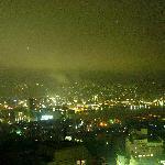 ホテルからの長崎の夜景