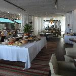 breakfast at fasano al mare