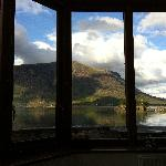 View from the Boathouse, The Torridon, Torridon, Highlands, Scotland