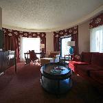 Wohnbereich Zimmer 1700