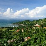 Hotel Punta Islita is surrounded by tropical dry forest and trimmed by the Pacific Ocean.