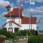 Fort Point Lighthouse Park