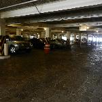 Sheraton garage (private cars & rentals) - clean & well maintained