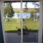 Toutes les chambres ont une vue sur le lac
