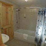 Salle de bain privée dans toutes les chambres