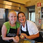 Cooking class with Chef Antonella