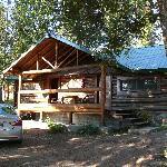 cabin @ Pahaska
