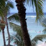 Outrigger on the Beach Room View