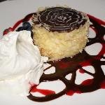 Boston Cream Pie at Parker House Restaurant (where they invented it!)